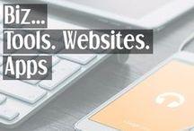 Biz → Tools. Websites. Apps