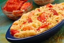 Recipes for Lent / This Lent, give up boring dishes and make these un-boring dishes.