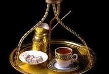 Turkish coffee / Turkish coffee is the oldest knowing coffee brewing method. Here you will find beautiful photos from sites that deal with Turkish coffee recipes and the culture behind it.