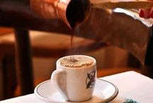 Greek coffee / Find out what a Greek coffee is and why is considered a cultural element of Greece culture.