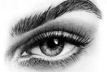 Eyes illustrations
