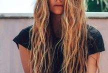 crazy hair, dont care / hair lovers beware.