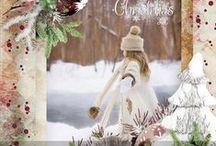 Bright Christmas by PerlineDesign / Les magnifiques pages réalisées avec le kit et les quickpages.  Kit Disponible ici :  http://www.bazarascrap.fr/fr/33-perline -----  https://www.mymemories.com/store/designers/PerlineDesign ------  http://sensibilityscrapping.com/index.php?main_page=product_info&products_id=11904