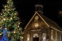 Destionation Noël/Christmas Destinations