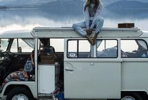 BUS LIFE / Travel, westfalia, bus, nomads, mountains, camping, freedom,
