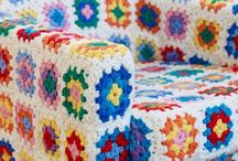 crochet patterns for the home / by Diana