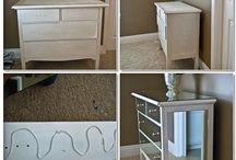 Restored Furniture Ideas
