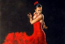 63.- Flamenco.... / by dina tita