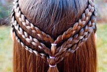 Easy hair / Super doable school hairstyles