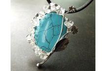 My handmade pendants / My handmade pendants published on Etsy