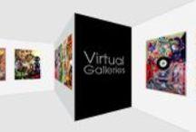 Galerías virtuales de arte online / ¿Eres artista y aún no utilizas el potencial de Internet para exponer en galerías online? http://www.razgo.net/blog/galerias-virtuales-arte-online/ ¡Razgo Magazine te explica cómo hacerlo!