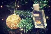 Christmas Delights / We have a wonderful selection of gifts to suit every budget! Let us help delight a family, friend or loved one this season with fragrant luxuries!