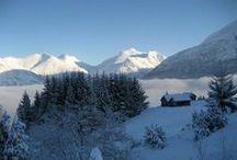 Olden / Olden, my hometown in Nordfjord, Western Norway.