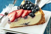 Food - Cheesecake / My baking specialty