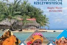 Biblioteka podróżnika / ciekawe książki, strony internetowe, wydarzenia podóżnicze, szkoły, które uczą otwartości, pomysły na wyjazdy, gadżety podróżnika;