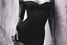 glamour- chic lingerie / elegant underwear, chic lingerie