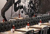 interior design: pubs, restaurants, stores...