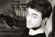 Daniel Radcliffe / Daniel Radcliffe. He's freaking Harry Potter! I have to have a board about him! / by Quin Rose