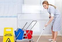 Industrial & Institutional Cleaners