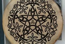 Creatively Celtic / Celtic designs, particularly knotwork, have long mesmerized us. Here, you'll find a lovely assortment of housewares, jewelry, and other Celtic-themed gifts, as well as cool crafts and ideas that we come across!