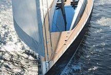 sailing / motorboats, sailboats, luxory yacht...