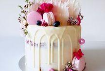 wedding: gorgeous cake / wedding cakes
