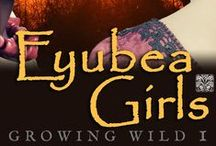 Book: Eyubea Girls, Growing Wild 1 / #EyubeaGirls is the story of 17-year-old Lisbette Caldwell. Set in the early 1900's, in Shaffshire England, Lisbette is forced into marrying Graham Tate-Fuller to fulfill his father's condition to go on a teaching mission to Eyubea, a southern African township. There she sees the real Graham and the learns about the darker side of marriage. But with the help of new friends she met along the way, she makes Eyubea her own. #WomensFiction #historical #romance #Africa #England