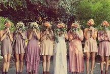 Bride's Tribe / Some inspiration for your girls in your best day!