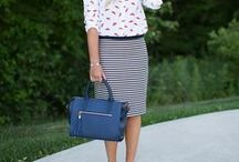 How to Wear: Mixed Patterns