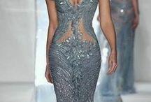 fashion: haute couture clothes / fashion, dresses, clothes, fashion accessories and similar
