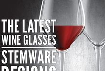 Amazing Wine Glasses / Cool and crazy wine glasses available to buy from CKB Ltd. Red and white wine glassware collections from some of the best brands. Interesting designs and novelty innovations.