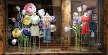 window display design / window display design, allestimento vetrine...