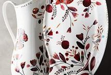 Pottery! / Pottery, ceramics, clay, glazed clay, dishes, pots, cups, mugs, jars, vases...