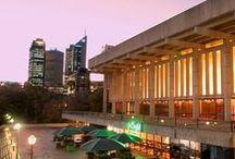 Perth / The capital city of Western Australia
