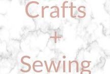CRAFTS + SEWING