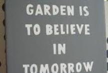 Pour le jardin / Des idées astucieuses mais à moindre coût pour embellir son jardin