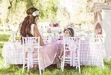 Mother & Daughter Tea party / High tea, low tea, any tea with Mama!