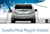 Plug-In Rentals / Our collection of electric plug in vehicles available to rent from our All Green Fleet!
