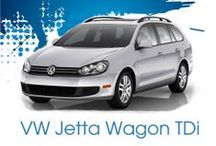 TDi Rentals / Have you heard about the turbocharged direct injection super clean diesel from Volkswagen? Here are a few of the TDi vehicles we offer to rent!