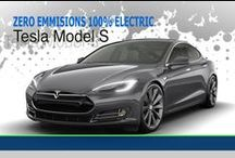 Rent a Tesla! / You want them, and we have them! The stunning Tesla Model S!