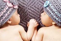 Twin baby photos