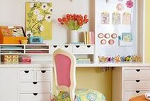 Inspirations - Crafty room