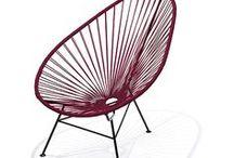ACAPULCO CHAIR - S T U D I O / Der Acapulco Chair von VIVA MEXICO ist ein hochwertiges Originalprodukt. Er wird in Handarbeit in einer kleinen Fabrik in Mexiko hergestellt. Das Original unterscheidet sich von herkömmlichen Modellen in Form, Qualität* und Sitzkomfort.