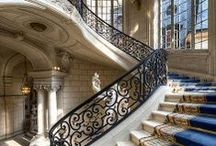 Stairs / by Hanneke van Loenen