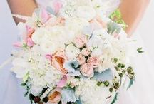Wedding Flowers / Gorgeous flower bouquets