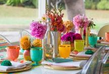 Backyard Party / Ideas and inspiration for a fantastic backyard party.