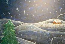 BK Julen och vintern
