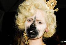Louise Stockwell / Makeup homework