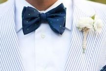 Groom / Ideas for the groom and his groomsmen / ushers for clothes, photos, gifts and more
