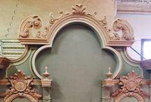 Escaneado 3d de Retablo / Escaneado 3d de las tallas de un retablo